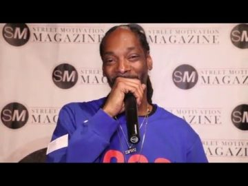 SM Interviews Snoop Dogg