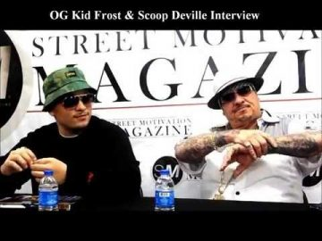 SM Interviews OG Kid Frost & Scoop Deville