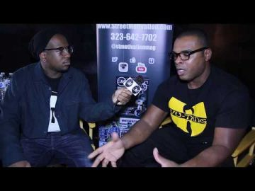 SM Interviews Bishop Lamont
